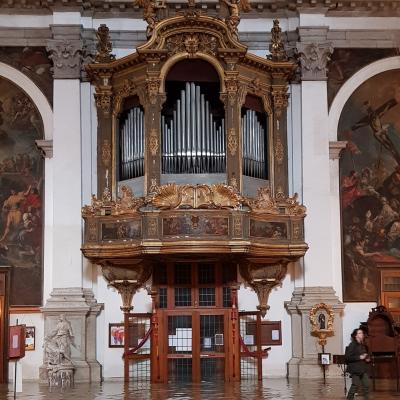 Führung Musik in Venedig - die Orgeln in der venezianischen Musik