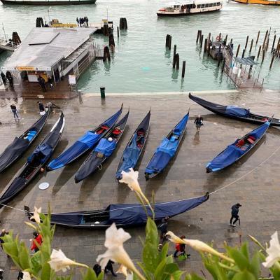 Führung Handwerk in Venedig - der Gondelbauer