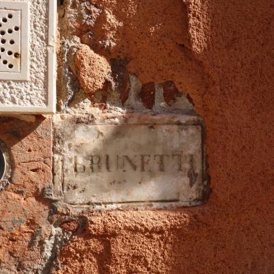 Führung sprechende Steine in Venedig: wer wo wohnt.
