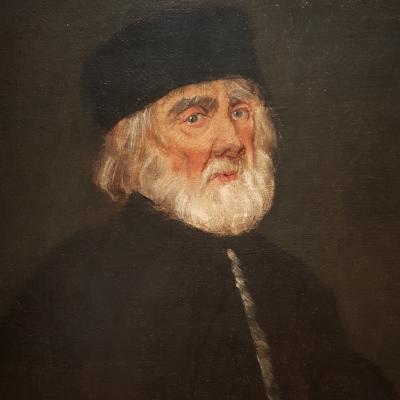 Tintoretto, Porträt des Priuli