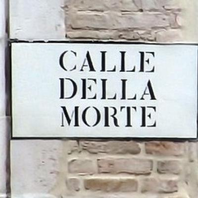 Calle della Morte - die Todesgasse