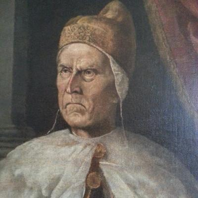der Doge Antonio Grimani