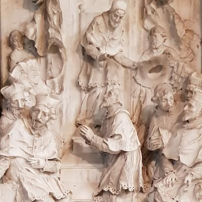 Paul V. erhebt Francesco Vendramin zum Kardinal
