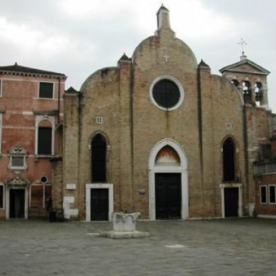 Campo San Giovanni della Bragora mit der gleichnamigen Kirche
