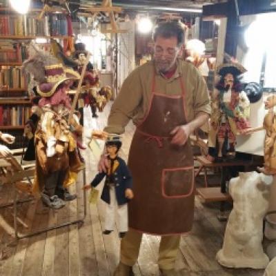 Führung Handwerk in Venedig: Masken, Marionetten, Gondeln und vieles mehr