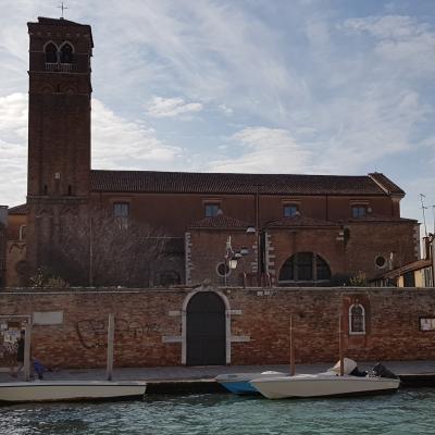 die Kirche San Giobbe
