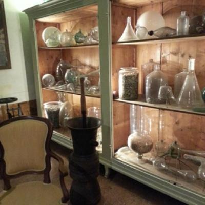 Laboratorium zur Erstellung von Duftstoffen und Seifen