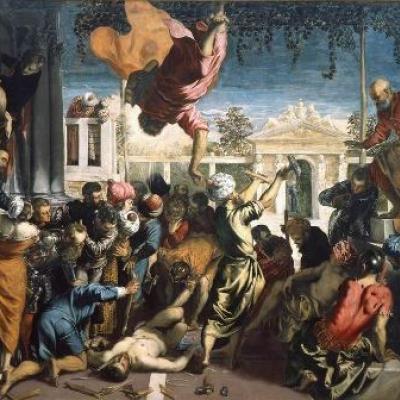 Tintoretto, Miracolo San Marco
