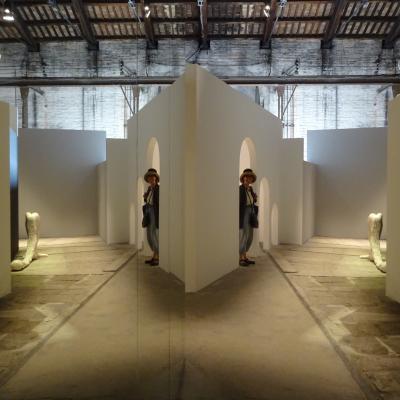Kunst-Biennale 2019, Italien