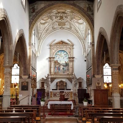 Vivaldi fu battezzato nella chiesa San Giovanni Bragora