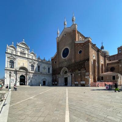 die Kirche San Giovanni e Paolo