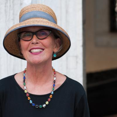 la guida turistica Susanne Kunz-Saponaro