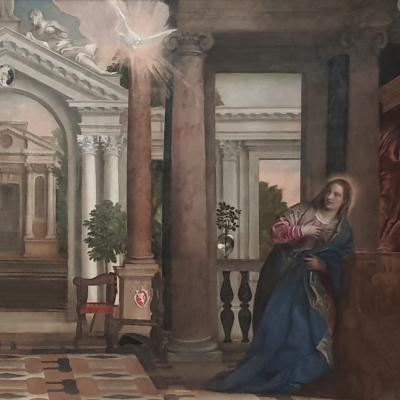 und Maria, 1578, Akademie Venedig
