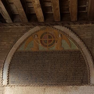 Logo der Kirche S. Maria della Carità