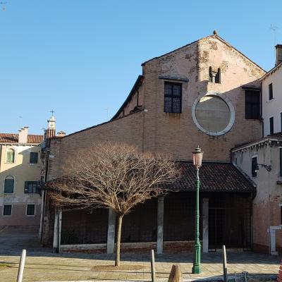 S. Niccolò dei Mendicoli Fassade