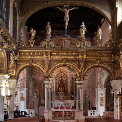 San Niccolo Innenraum