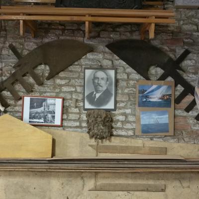 Domenico Tramontin gründete 1884 die Firma Tramontin