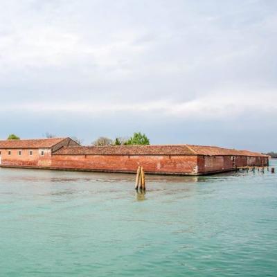 Lazzaretto Vecchio - die Pestinsel in der Lagune