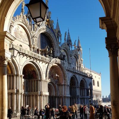 la chiesa più importante di Venezia: San Marco