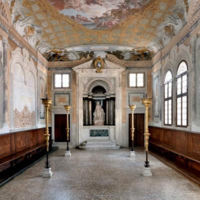 Chiesetta, cappella privata del Doge di Venezia