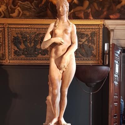 Antonio Rizzos nackte Eva, ca. 1472