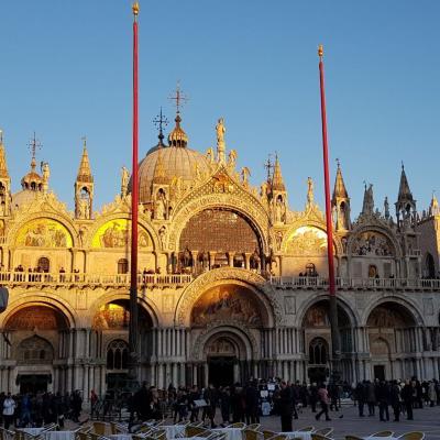 Facciata di San Marco