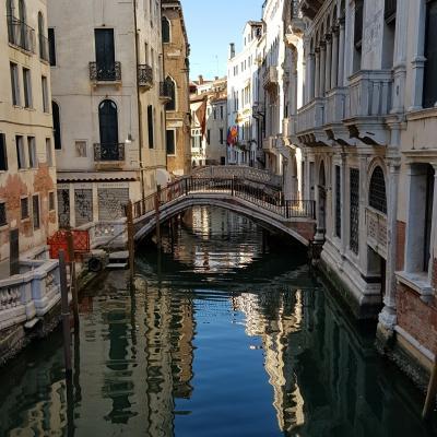 gleich mehrere Brücken auf einen Blick