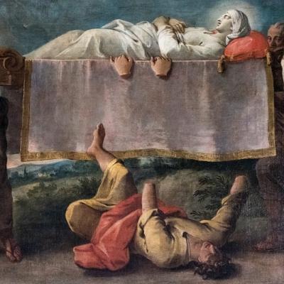 Zompini, Miracolo, S. Giacomo dell´Orio